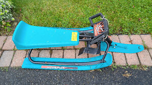 GT SNO RACER for the snow hill