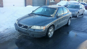 GREAT CAR MECANIC A1 2006 Volvo S60 2.5T NeGo