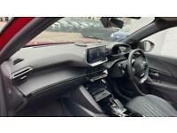 2020 Peugeot 2008 1.2 PureTech GT EAT (s/s) 5dr Auto SUV Petrol Automatic