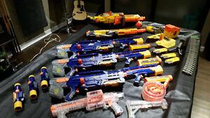ULTIMATE NERF GUN COLLECTION Oakville / Halton Region Toronto (GTA) image 1