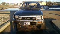 1991 Toyota 4Runner Hilux SUV, Crossover