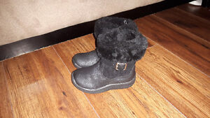 Girls Size 7 Toddler Oshkosh Winter Boots New $20 Firm Belleville Belleville Area image 1