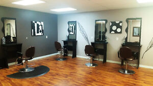 Hairstylist-Chair Rental Opportunity