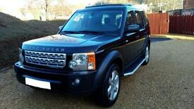 2006 LHD LAND ROVER DISCOVERY 3 CAMPER MODEL 2.7TD V6 HSE, AUTO,LEFT HAND DRIVE