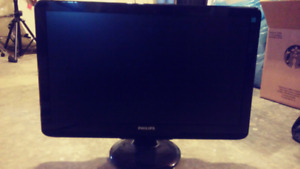 PHILIPS LCD monitor with HDMI, Audio, SmartTouch