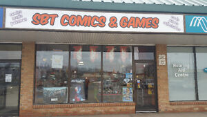 SBT Comics and games
