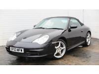 2003 Porsche 911 2003 53 Porsche 911 Carerra 2 3.6 Litre 996 Cabriolet Petrol bl