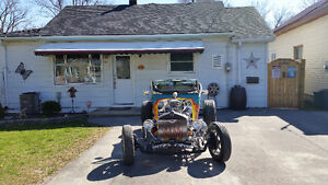 for sale 1923 ford t bucket