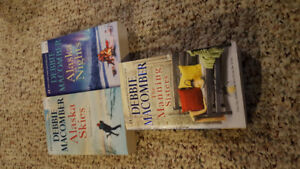Books by Debbie Macomber. Pet free smoke free home $10