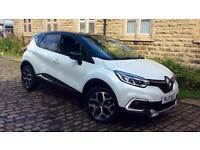 2017 Renault Captur 1.2 TCE 120 Signature X Nav 5d Manual Petrol Hatchback