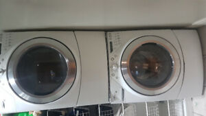Whirlpool Duets - Washer and Dryer