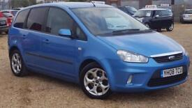 Ford C-MAX 1.8 TDCi 2008 Zetec - 1 OWNER - FULL SERVICE HISTORY - PX - SWAP