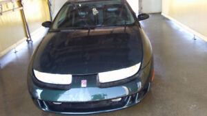 1997 Saturn S-Series Coupe (2 door)