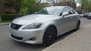 2006 Lexus IS NO TAXES Berline
