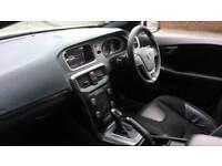 2017 Volvo V40 D4 (190) R DESIGN Nav Plus Gea Automatic Diesel Hatchback