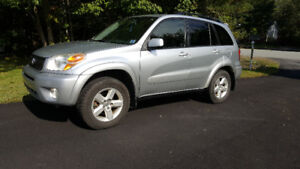 2005 Toyota RAV4 Limited AWD Just Insepcted Sep 20/17