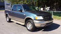 2002 Ford F-150 Camionnette king ranch