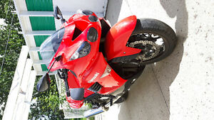 Kawasaki Ninja ZX-14 Passion Red