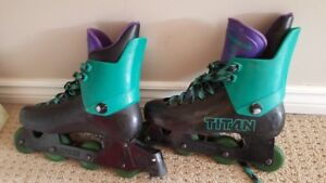 Rollerblades Size 6 and 10inin