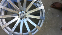 Mercedes Benz Rims 20 inch