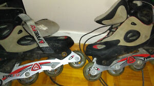 Firefly Rollerblades Size 12 for Men Patins a roulettes hommes