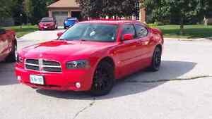 2010 dodge charger sxt leather black rims safety and etested