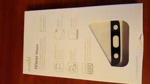 *NEW* Moshi iVisor Glass Protector for Galaxy S6, Black