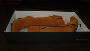 Kenneth Cole Leather Boots