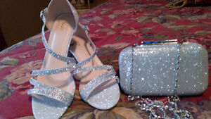 Shoes & Clutch