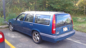1997 Volvo 850 T5  Turbo Wagon
