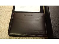 Paul Smith Card Leather Wallet