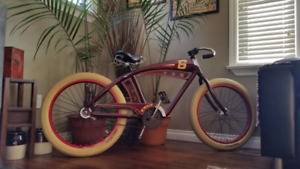 Collectors bicycle limited edition