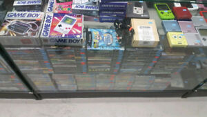 MASSIVE VINTAGE GAME COLLECTION AT PMARKET GAMES
