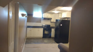 One Bedroom Basement Suite For Rent Immediately