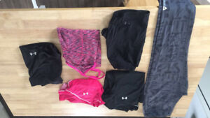 Women's work out clothing