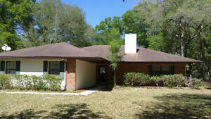 Delightful ranch home on 3+ Acres in beautiful country setting