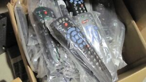 Bell satellite remotes for sale.
