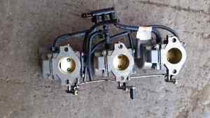 Outboard Motor Parts OMC/ Merc controls Carbs Kawartha Lakes Peterborough Area image 5