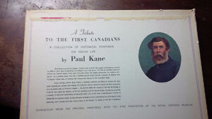 A Tribute TO THE FIRST CANADIANS: Cambridge Kitchener Area image 1