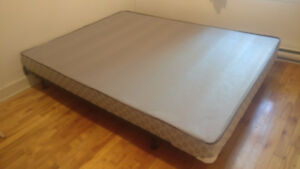 Sommier taille QUEEN / Bedspring size QUEEN