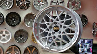 18 Rims and Tires -- $950 clearance sale Honda Civic Accord....