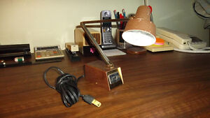 Small Desk Lamp