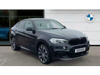 2018 BMW X6 xDrive50i M Sport 5dr Step Auto Petrol Estate Estate Petrol Automati