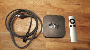 Apple TV 2 with remote - $80