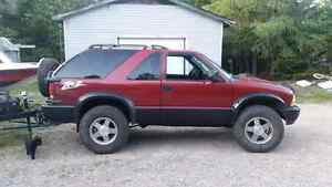 Zr2 jimmy works excellent 3500 or trade for 4 door suv