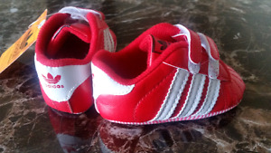 Adidas soft shoes for 12 -18 months