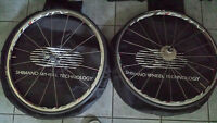 roues shimano RS80 C24 2012
