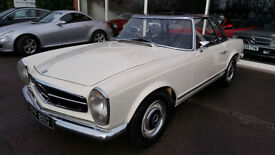 1967 Mercedes-Benz 250SL Pagoda, another rare car available