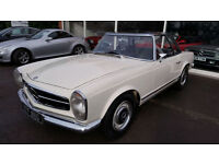 1967 Mercedes-Benz 250SL Pagoda, another rare car available