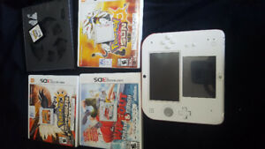 2ds and 14 games